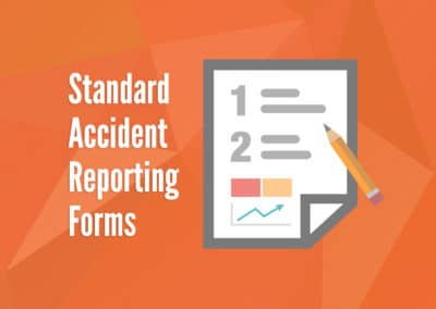 Standard Accident Reporting Forms
