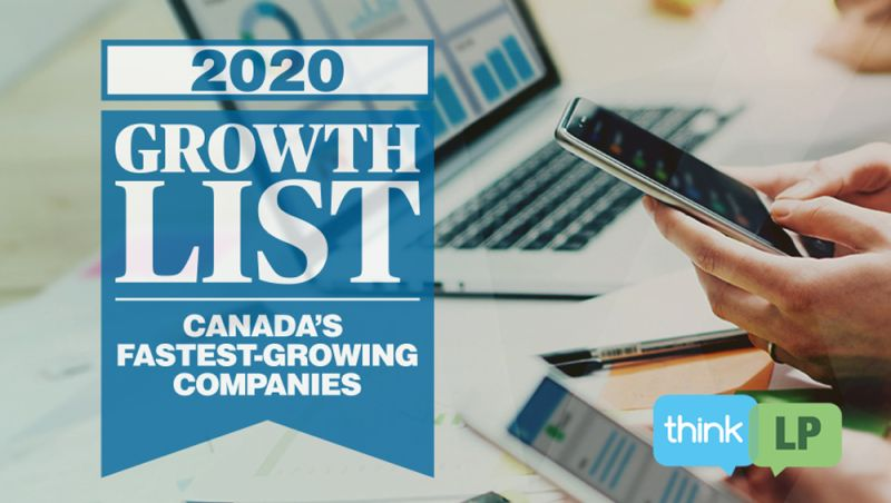 ThinkLP Ranks No. 44 on the 2020 Growth List
