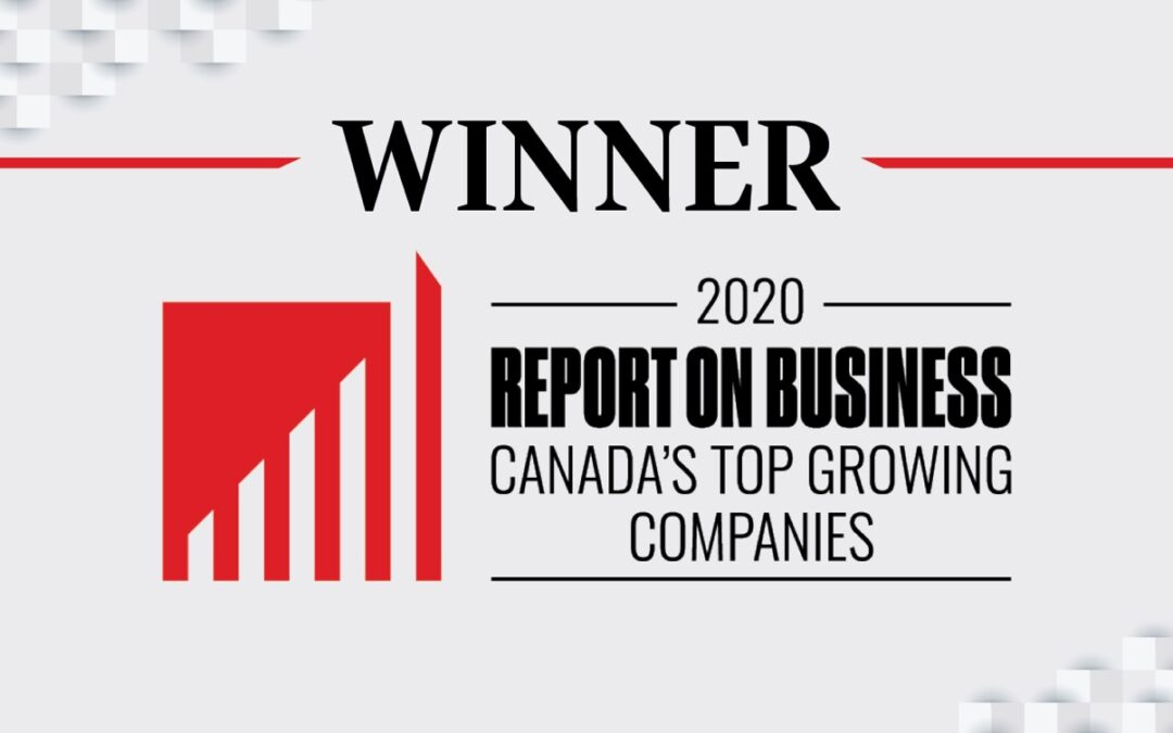 ThinkLP named on The Globe and Mail's ranking of Canada's Top Growing Companies